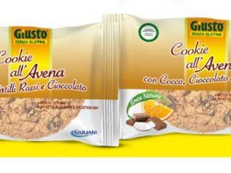 allergeni nei biscotti senza glutine giuliani
