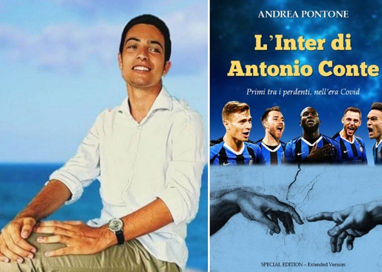 Andrea Pontone libro sull'Inter