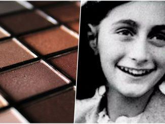 Un makeup ispirato ad Anna Frank: polemica sul brand di cosmetici Wult