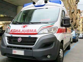 bambino investito ambulanza