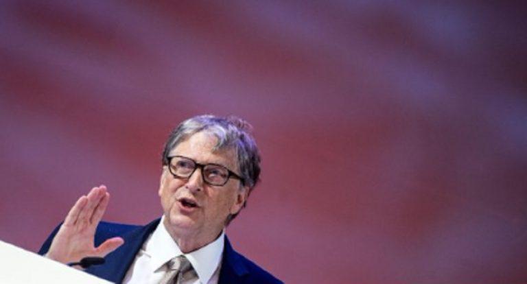 Bill Gates pandemia