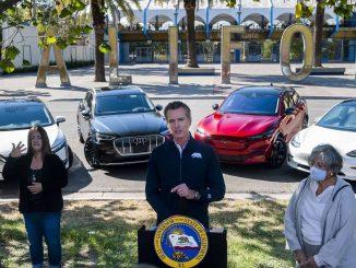 California, dal 2035 sto ad auto a benzina e gasolio