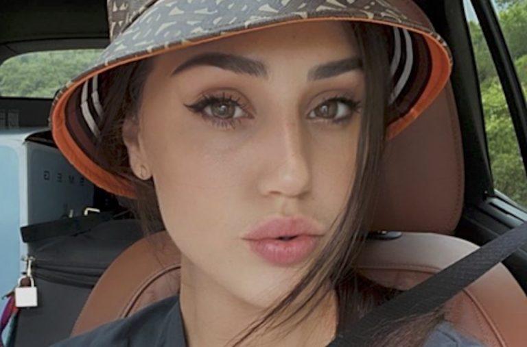 Cecilia Rodriguez camicia