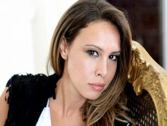 La giornalista sportiva, Claudia Mercurio
