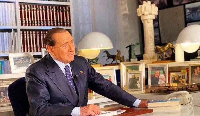 Coronavirus Berlusconi ospedale