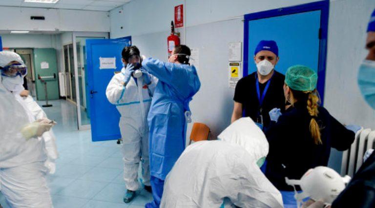 Coronavirus Regno Unito seconda ondata morti