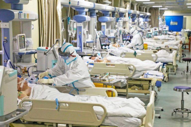 Coronavirus terapie intensive mobili