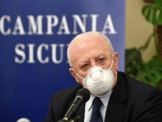 L'atteso annuncio di Vincenzo De Luca sul rientro a scuola in Campania