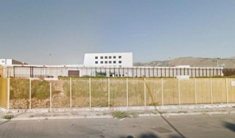 Focolaio coronavirus carcere Pagliarelli Palermo