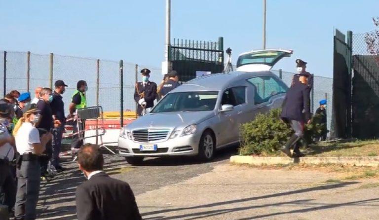 Funerali Willy Monteiro 1