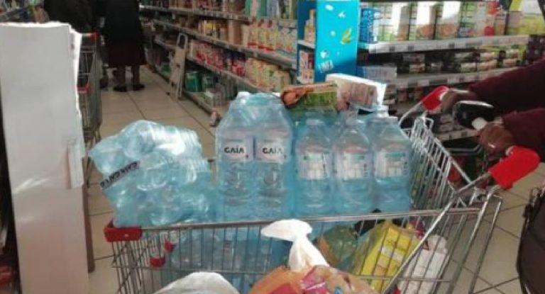 Napoli supermercati