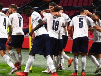 Nations League, basta un gol di Barella: l'Italia batte Olanda