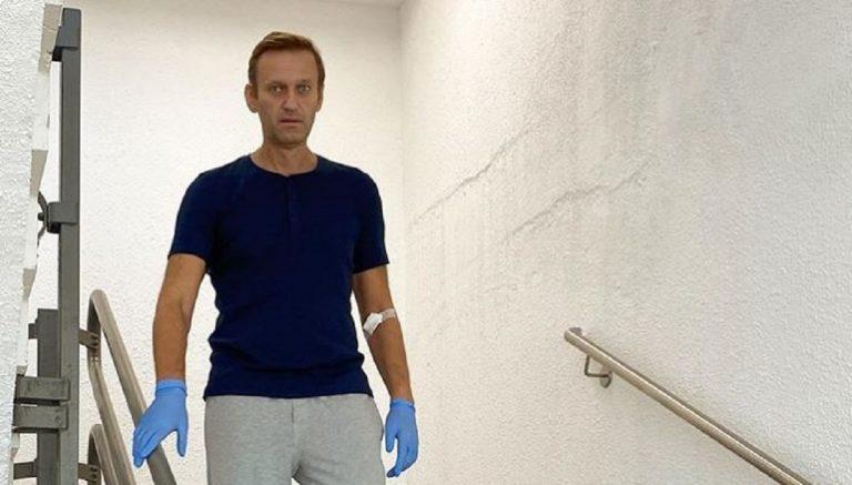 Navalny dimesso
