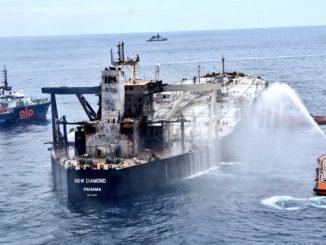 incidente petroliera sri lanka