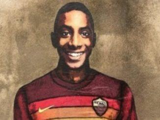 omicidio Willy Monteiro murale