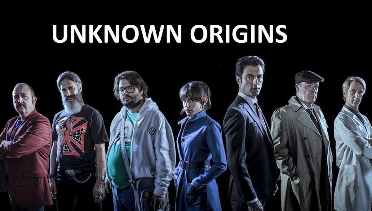 origini sconosciute marvel 1