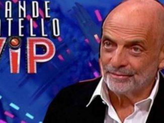 """GF Vip, Paolo Brosio: """"Ho avuto il Coronavirus, l'ultimo tampone è negativo"""""""