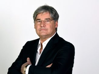 Il conduttore televisivo di 'Diritto e Rovescio', Paolo Del Debbio