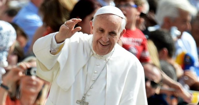 Papa Francesco figli Lgbt