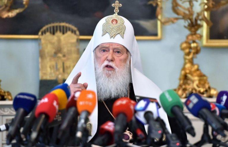 patriarca ortodosso positivo al coronavirus