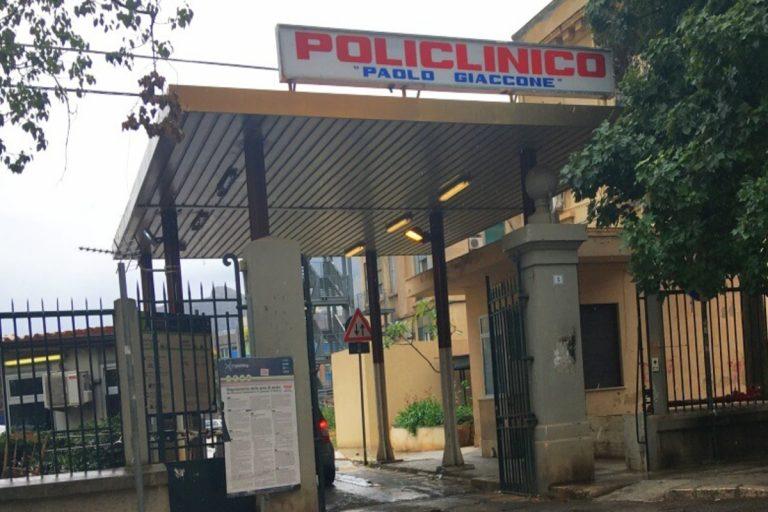 Allarme Coronavirus al Policlinico di Palermo