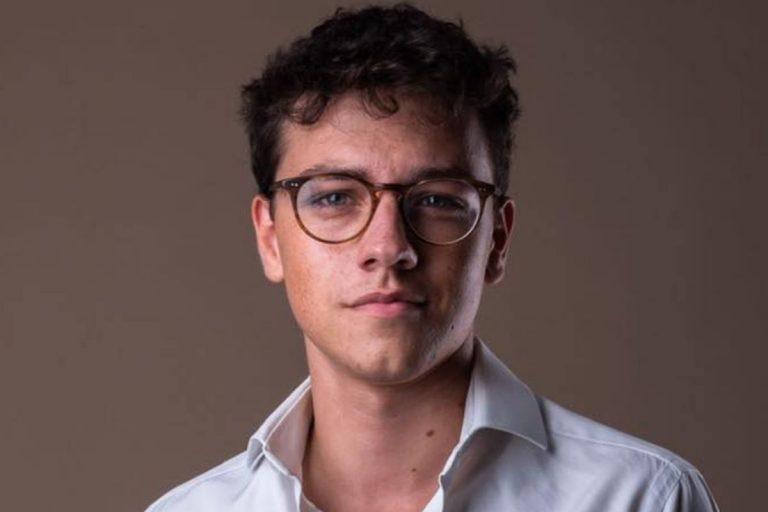 Ragazzo si candida sindaco di Roma
