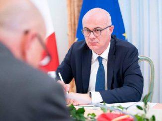 Referendum taglio dei parlamentari, intervista a D'Incà