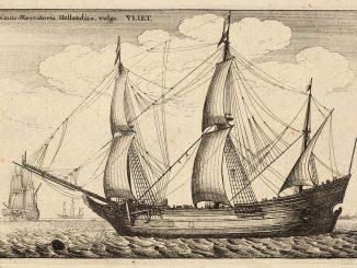 Ritrovato antico veliero olandese in Finlandia