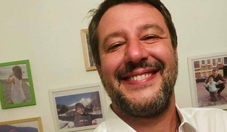 Salvini Lega Centrodestra
