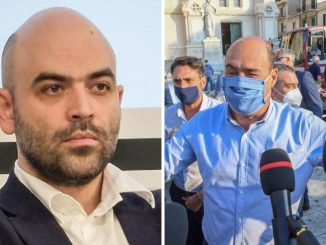 Saviano referendum attacca pd