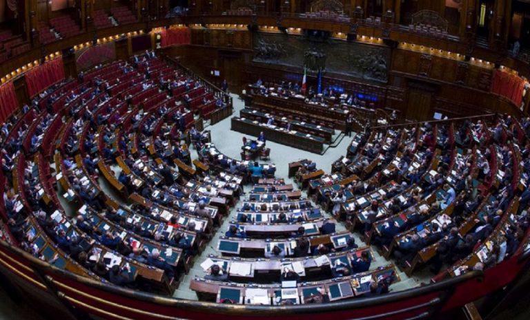 Risoluzione maggioranza Camera