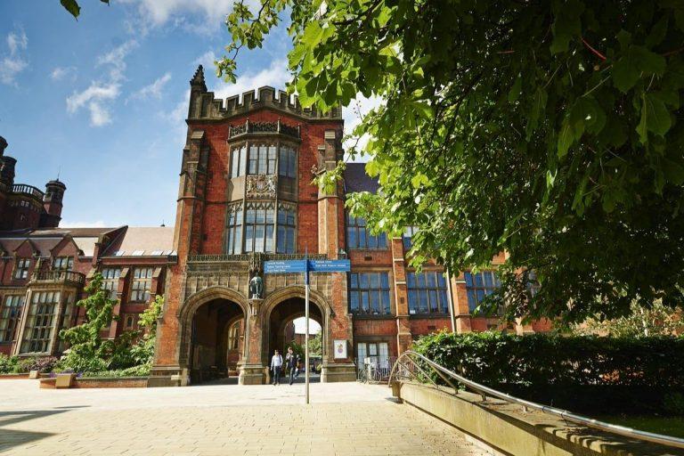 Coronavirus focolaio università Newcastle