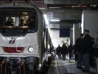 Viaggiava in treno, ma era positiva al Covid: denunciata
