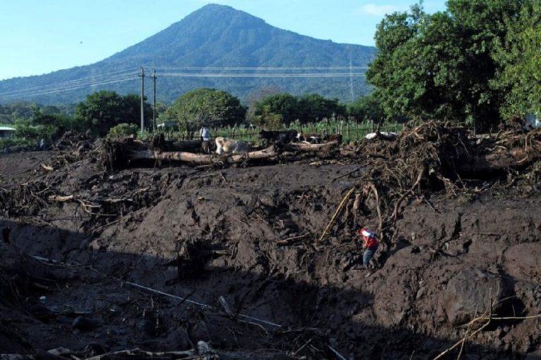 morti e dispersi a El Salvador