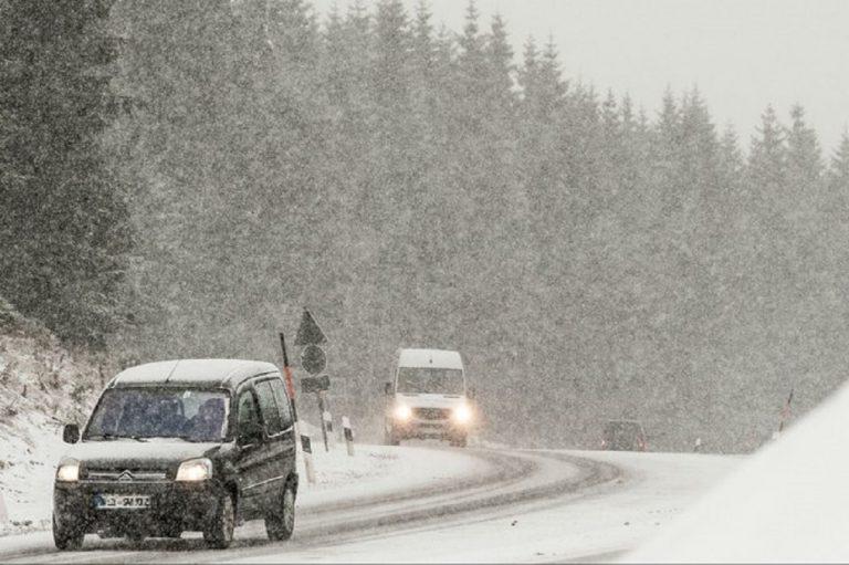 Meteo: freddo e neve fino a quote basse
