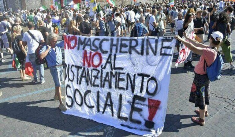 Roma, vigili con i no mask in manifestazione: ce ne saranno 200