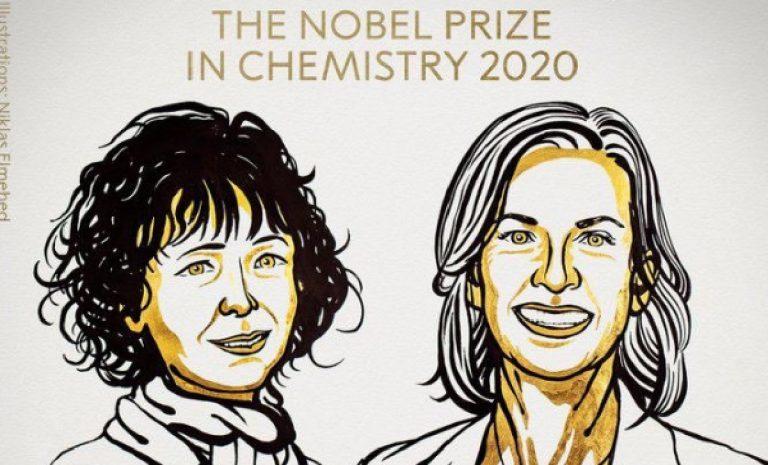 Premio nobel Chimica 2020