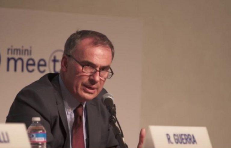 Ranieri Guerra lockdown