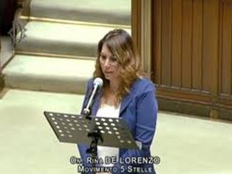 la deputata de lorenzo