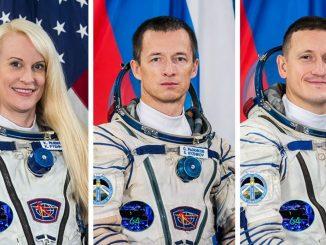 La Navicella Soyuz raggiunge lo spazio