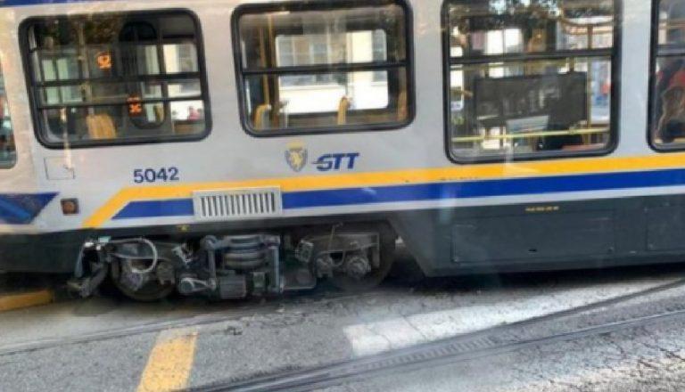 Tram deragliato Torino