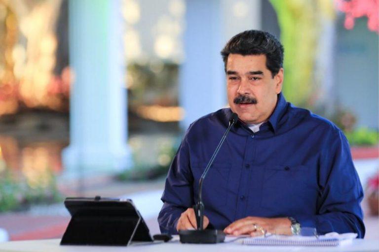 Venezuela Maduro vaccino Covid