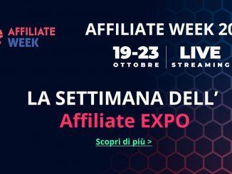 affiliate week