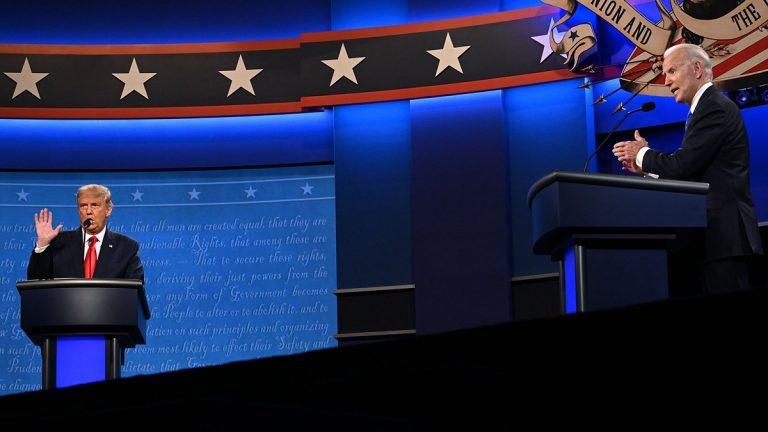 analisi del dibattito tra trump e biden