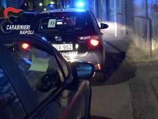 arresti napoli carabinieri clan cifrone