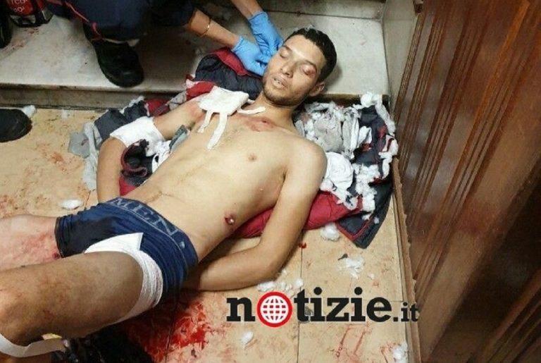 attentato di nizza, la foto del killer