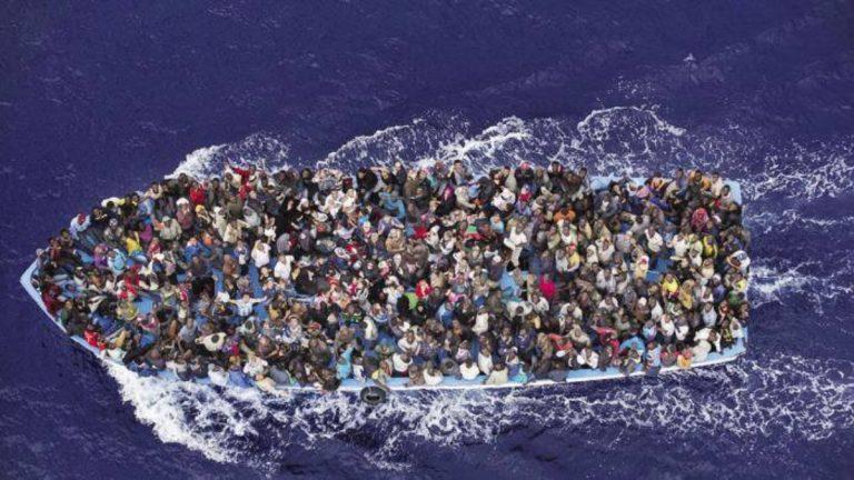 Naufragio di Lampedusa migranti