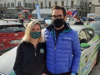 Campionato di rally green Martino-Olivoni