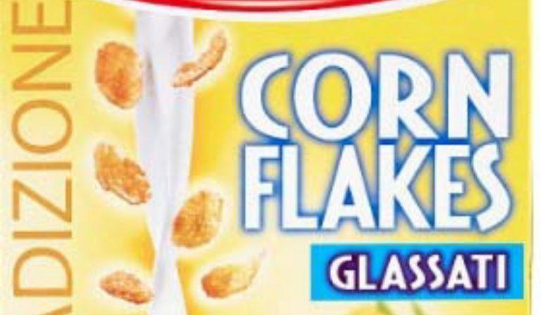 Conad allergeni corn flakes