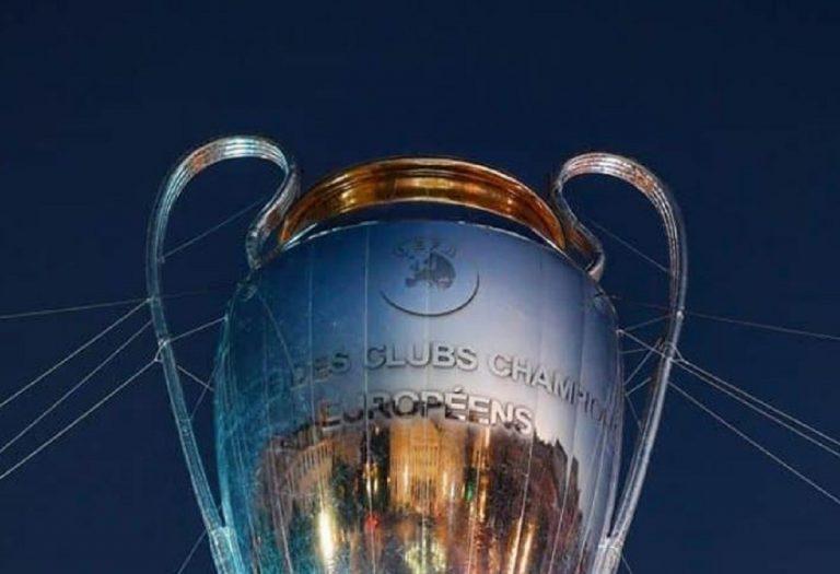 Champions league, partite in chiaro su canale 5